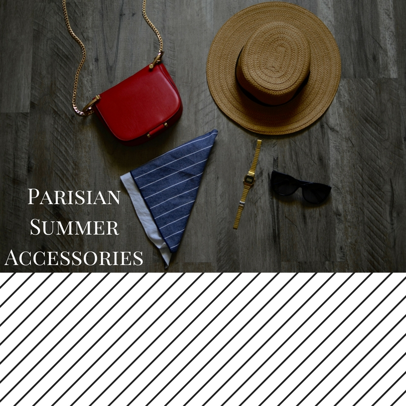 The Edit // 5 Parisian Summer Accessories