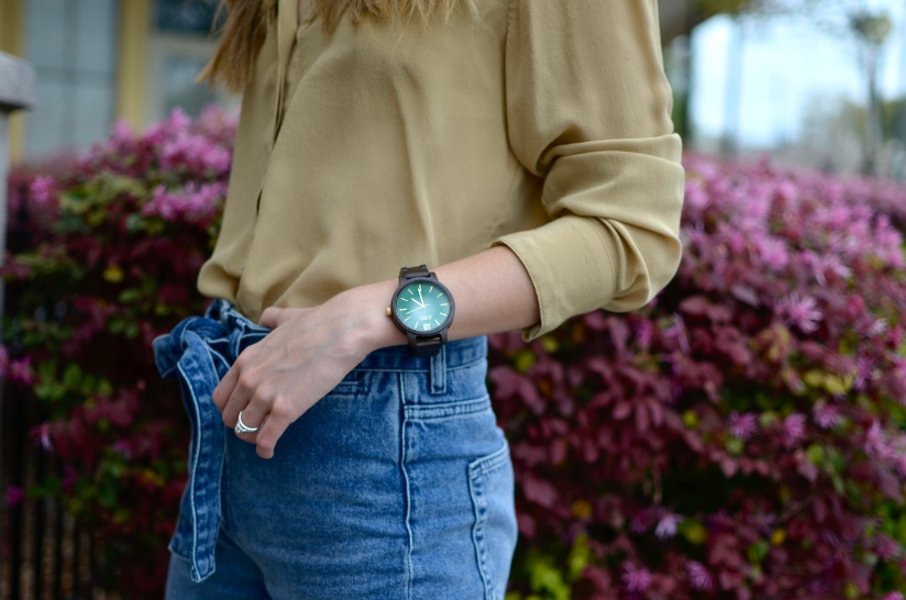 Wooden Watches for Spring [The New Unique Watch Style]